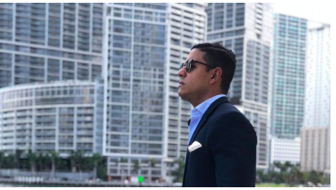 Lenin Perez Is A Young Entrepreneur Blazing A Trail For Other Young Entrepreneurs To Follow. Find Out More Below