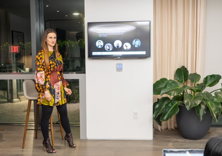 Kristina Centnere Is Helping Businesses Target Their Clients Better With SocialCow And Neuromarketing