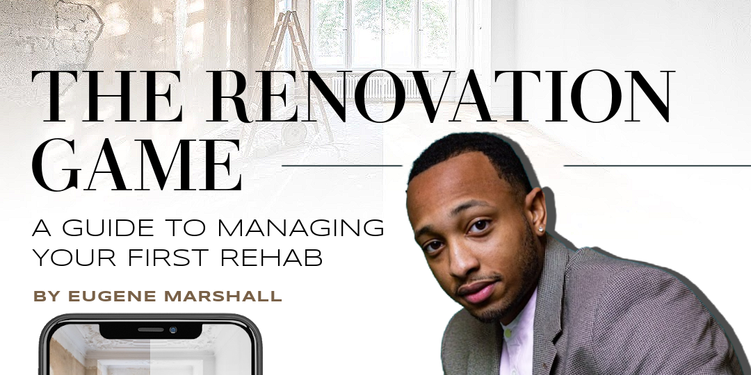 Gene Marshall is an Entrepreneur, Real Estate Investor and Educator Who Wants To Transform Lives Through Business Ownership and Real Estate
